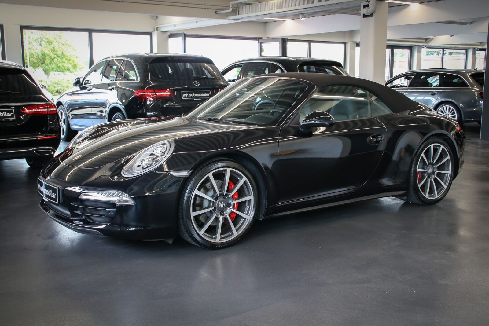 Porsche 911 Carrera 4S 3,8 Cabriolet PDK 2d - 7.730 kr.