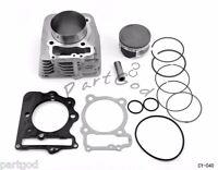 Big Bore Cylinder Piston Kit For Trx400ex 89mm 440cc 1999-2008