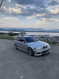 2001 BMW 3 Series Energy motor sports