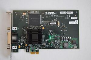 National Instruments NI PCIe-GPIB Card board
