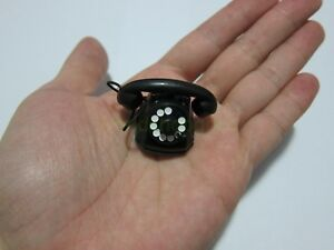 1-6-Scale-WWII-Vintage-Telephone-for-12-034-Action-Figure