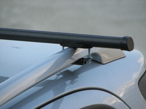 2009-/> Avec rails Barres de toit en kit acier CITROËN C3 Picasso 5 portes