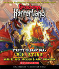 Streets of Panic Park by R L Stine (CD-Audio, 2009)