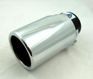 57mm-TUBO-DE-ESCAPE-SALIDA-ACERO-INOXIDABLE-cromo-tipo-430-Nuevo-Masivo-Para
