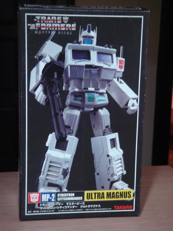 Transformers Masterpiece MP02 Ultra Magnus MIB