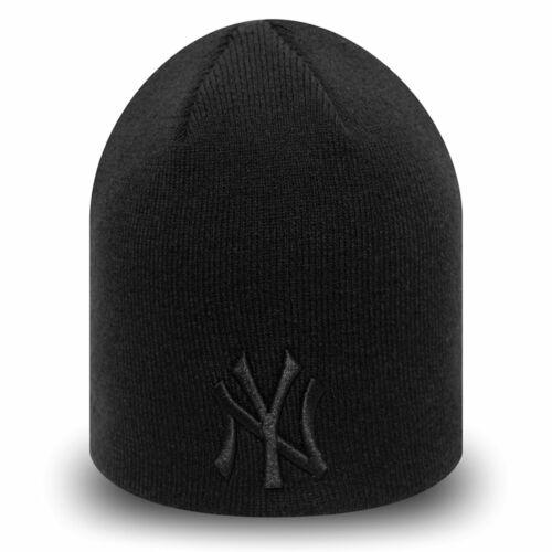 New York Yankees New Era Strick Wintermütze SKULL Beanie