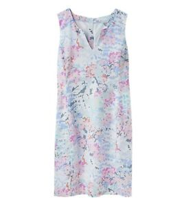 Joules-Elayna-Shift-Dress-White-Floral-Now-With-Over-30-Off