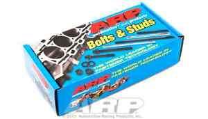 ARP 233-4003 Head Stud Kit Chrome Moly Black fits Chevy V6 2.8L 60 Degree M11