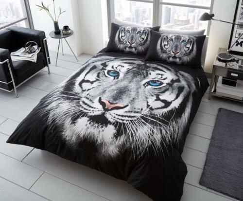 3D Animal Printed Designs Luxurious Duvet Cover Sets Reversible Bedding Sets GC