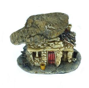 Micro Rock Top Troll House for Miniature Garden Fairy Garden