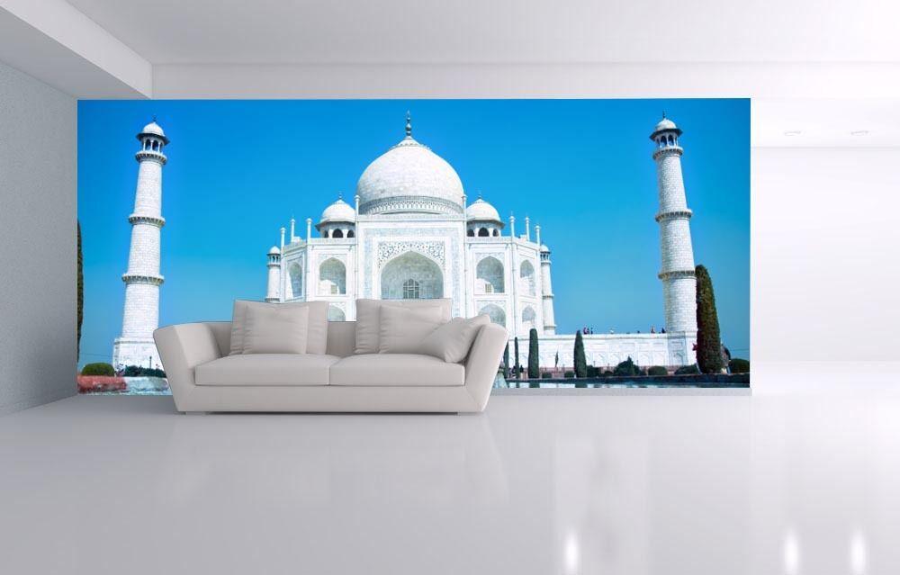 3D Southern Weiß Taj1A WallPaper Murals Wall Print Decal Wall Deco AJ WALLPAPER