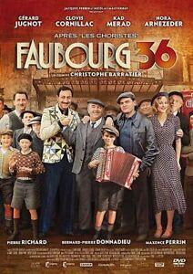 FAUBOURG-36-GERARD-JUGNOT-DVD-NEUF-SOUS-BLISTER-D-039-ORIGINE-VF