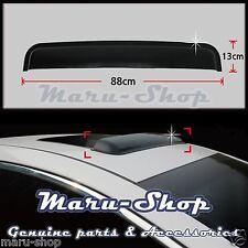 "880mm/35"" Sunroof/Moonroof Wind Deflector Visor for Universal Car/SUV/RV"