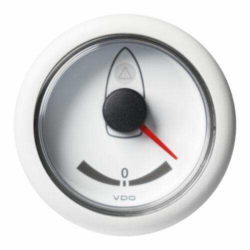 40 °//+40 ° VDO-Viewline timone situazione indicatore ø52mm-ø85mm -45 °//+45 ° 8-32v 3-180 ohm