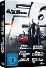 Fast & Furious 1-6 (6 DVDs) (2013)