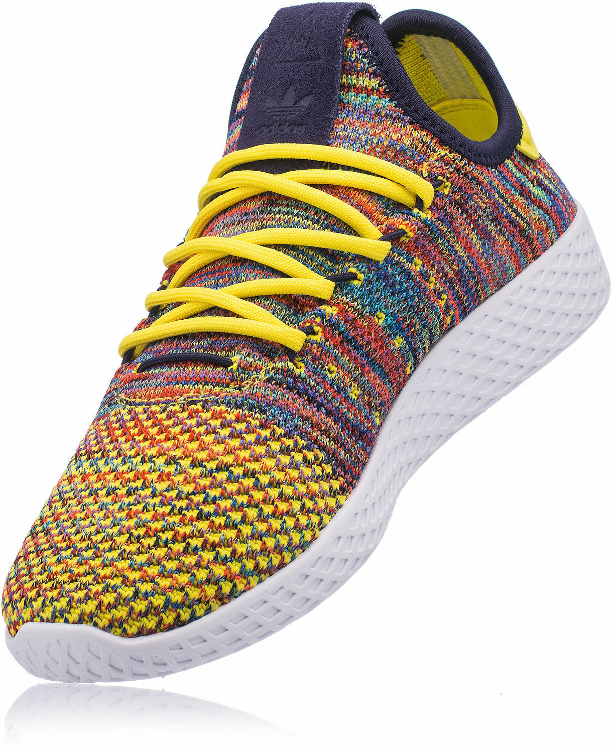 Adidas Pharrell Williams Tennis HU Primeknit MultiFarbe Trainers Turnschuhe BY2673