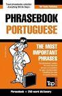 English-Portuguese Phrasebook and 250-Word Mini Dictionary by Andrey Taranov (Paperback / softback, 2015)