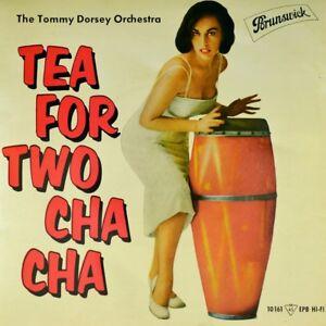 "7"" TOMMY DORSEY ORCHESTRA Tea For Two Cha Cha WARREN COVINGTON BRUNSWICK EP 1958 - Leipzig, Deutschland - 7"" TOMMY DORSEY ORCHESTRA Tea For Two Cha Cha WARREN COVINGTON BRUNSWICK EP 1958 - Leipzig, Deutschland"