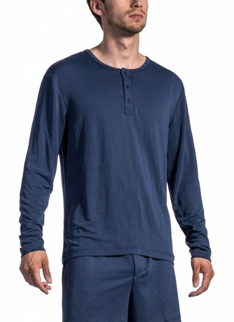 OLAF BENZ LA-Shirt navy M PEARL1682 1030193