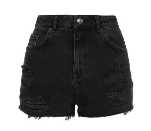 Topshop Pantaloncini strappati donna jeans da 6aHq86B