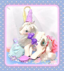 My-Little-Pony-MLP-G1-VTG-Princess-Tiffany-Friendly-Bushwoolie-Damsel-Hat