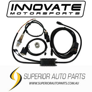 Innovate Motorsports LC-2 Wideband O2 Digital Air Fuel Ratio Kit AFR - 3877