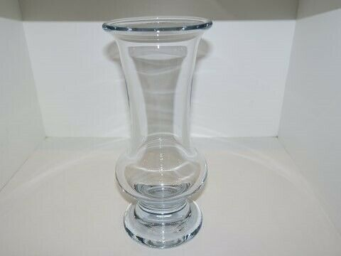 Porcelæn, Holmegaard  Vase af Per Lükten,