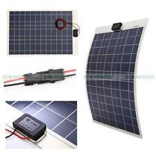 50Watt 12Volt Semi Flexible Solar Panel Solar Module for Tent Jeep SUV RV