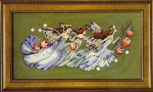 Shakespeare's Fairies - Mirabilia MD103 Chart