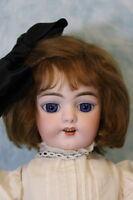 "19"" Antique Simon & Halbig 1009 Character Doll German Bisque Adorable!!"