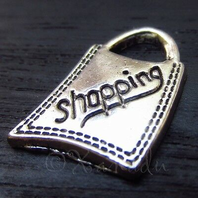 20 Or 50PCs Believe Wholesale Antiqued Silver Plated Charm Pendant C0026-10