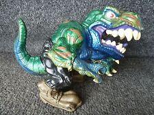 vintage action figure retro toy street sharks extreme dinosaurs mega t bone