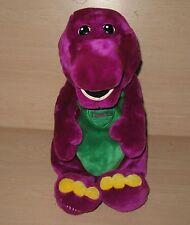 "❤Barney the Purple Dinosaur 22"" Plush Singing Stuffed Animal"