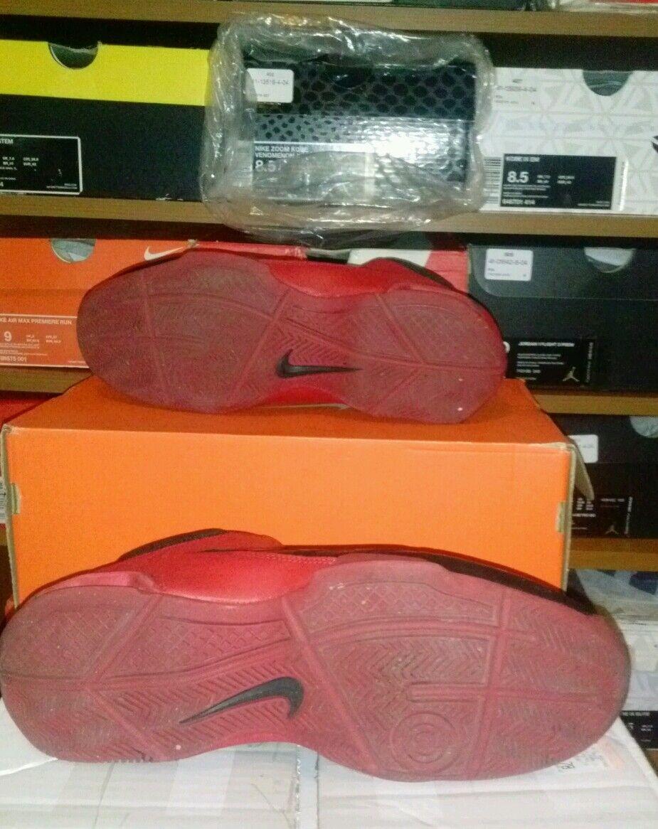 Nike vds schwarz ROT ROT schwarz Größe 8.5 79c1c5