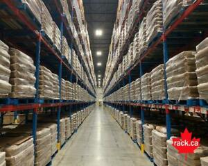 Warehouse Pallet Racking - Industrial Shelving - Wire Mesh Deck and much more! Toronto (GTA) Preview