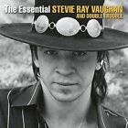The Essential Stevie Ray Vaughan and Double Trouble by Stevie Ray Vaughan/Stevie Ray Vaughan & Double Trouble (CD, Oct-2002, 2 Discs, Legacy)