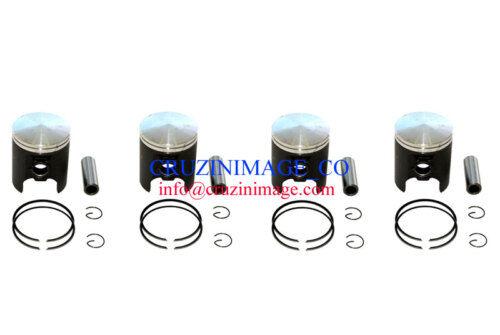 SUZUKI RG400 GAMMA 0.5mm OVERSIZE PISTON SETS 10-RG400PS-1