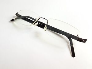 76562da028 Image is loading Lindberg-Spirit-Titanium-T68-Eyeglasses-Rimless-Glasses -Hand-