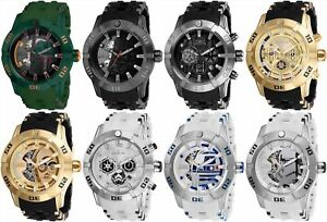 Invicta-Star-Wars-Edition-50mm-Quartz-Chrono-Auto-Choice-of-Color-Type