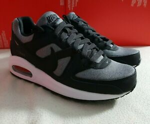 b6ae37f18e NIKE AIR MAX COMMAND FLEX (GS) TRAINERS SNEAKERS 844346 001 BLACK UK ...