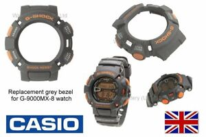 Custodia-Lunetta-Originale-Casio-Per-G-9000-G-9000MX-8-MUDMAN-G-Shock-WATCH-caso-Shell