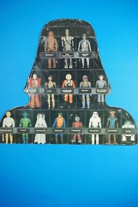 CARDBOARD-INSERT-VINTAGE-STAR-WARS-DARTH-VADER-ACTION-FIGURE-CARRY-CASE-KENNER