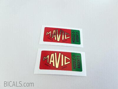 decal sticker for rims free shipping silk screen MAVIC Paris-Roubaix S.S.C
