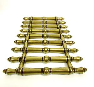 Lot-Vintage-Pulls-3-034-Center-Antique-Brass
