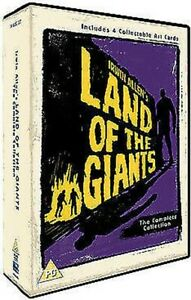 Land Of The Giants The Complet Collection Neuf DVD Région 2