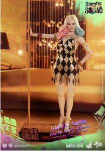 1 6 Vestido De Bailarina De Harley Quinn Versión MMS Hot Juguetes 903185