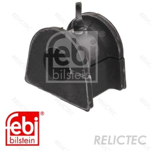 Details about  /Front Anti-Roll Bar Stabiliser Bush Mitsubishi:PAJERO PININ MR455699