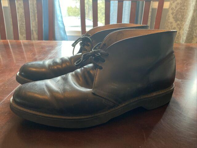 VTG USPS Postal Carrier Cush n' Crepe Delivery Chukka Men's Boot shoes 11 B
