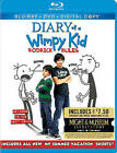 Diary of a Wimpy Kid: Rodrick Rules (Blu-ray/DVD, 2011, 3-Disc Set, Includes Digital Copy Movie Money)