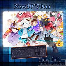 Game NEKOPARA Otaku Black Big Mouse Mat Gaming Mouse Pad Birthday Gift #Z-33